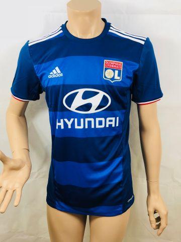 Adidas Olympique Lyon Replica Herren Trikot, Blau-weiß, AI8145, 2016 - 2017
