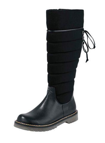 Andrea Conti Damen Marken-Stiefel, schwarz