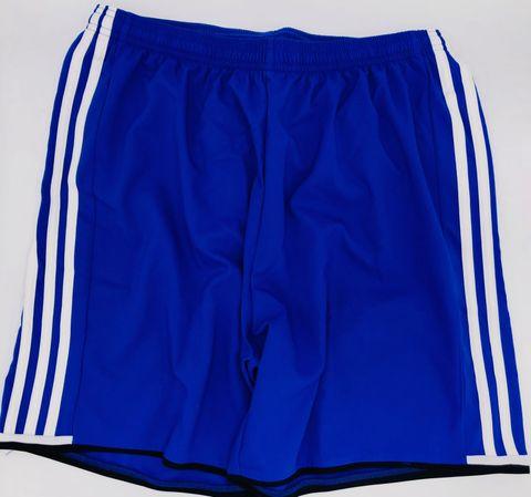adidas Herren Shorts Condivo 16, blau-weiß, AJ5837