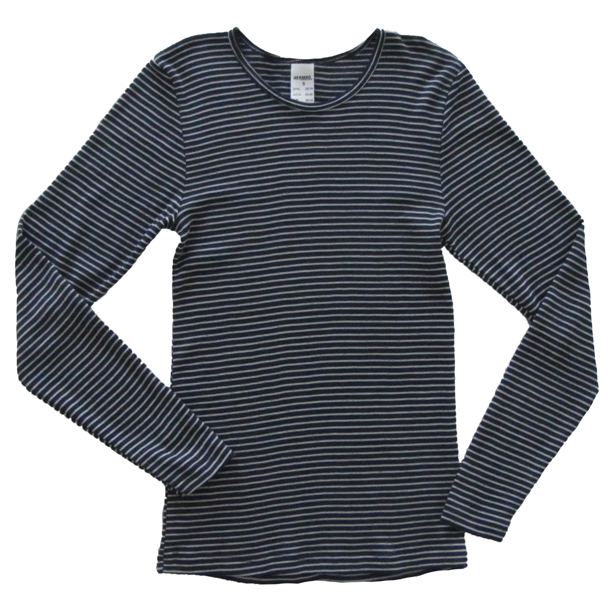 new concept e28b7 23fef HERMKO 1683005 Damen Thermo langarm Shirt