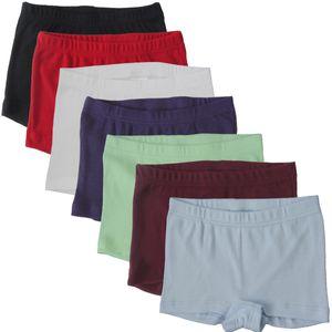 HERMKO 2710 Mädchen-Pant Panty aus 100%  Bio-Baumwolle, Girl Unterhose Hose europäische Produktion