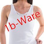 5er Pack Damen Achselhemden mit Motiv mit kleinen Fehlern 001