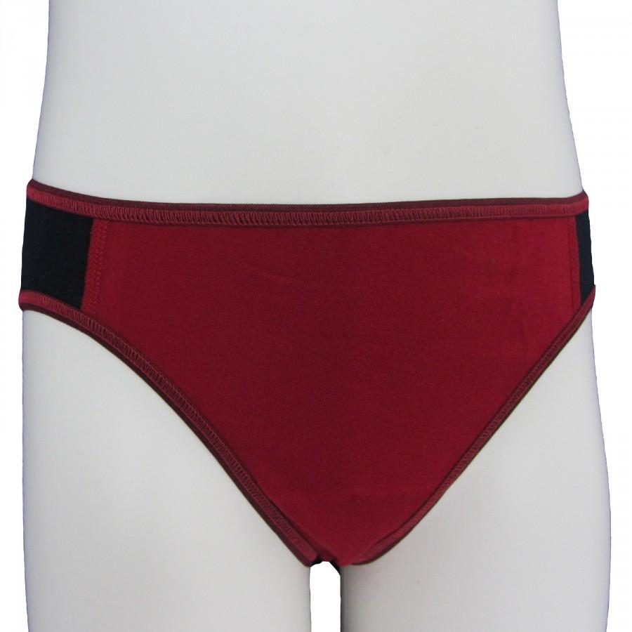 m dchen slip bikini form 95 baumwolle 5 elastan. Black Bedroom Furniture Sets. Home Design Ideas
