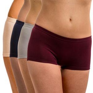 HERMKO 5700 Damen Panty aus anschmiegsamer Baumwolle / Elastan
