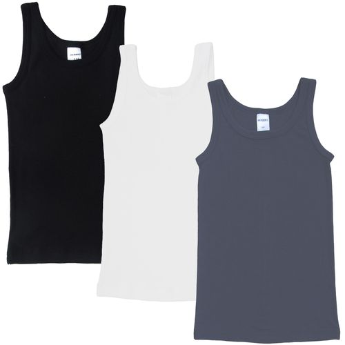 HERMKO 62800 Children's functional vest tank top