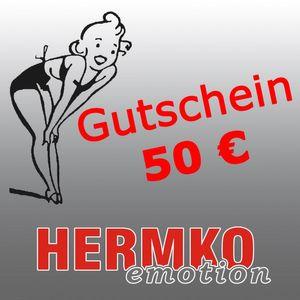 HERMKO Geschenk-Gutschein über 50,00 EUR