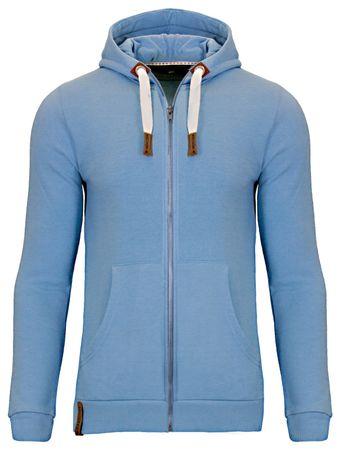 Indicode Kelvin Sweat Zip Jacke Jacket Hoodie Pullover Kapuzenpullover  – Bild 4