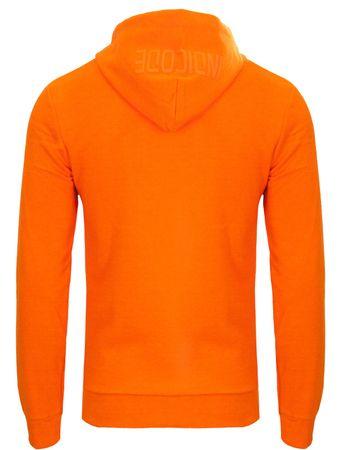 Indicode Kelvin Sweat Zip Jacke Jacket Hoodie Pullover Kapuzenpullover  – Bild 11