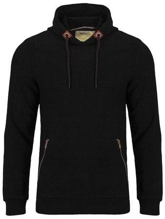 Indicode Fairfax Longliner Sweat Sweatshirt Hoodie Pullover Kapuzenpullover  – Bild 2