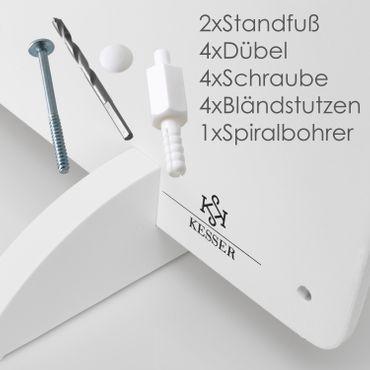 Kesser® Infrarotheizung Infrarot Wandheizung Heizung Heizkörper Heizpaneel 425-550W – Bild 12