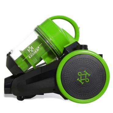 Kesser® Staubsauger Bodenstaubsauger Beutellos ✓ Hepa Filter ✓ Zyklonstaubsauger✓ 1600 Watt | Allergikerfreundlich | mit Zubehör | handlich – Bild 7