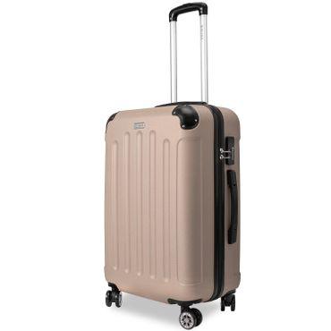 KESSER® 3tlg Reisekoffer Set Trolley Hartschale Hartschalenkoffer Koffer M-L-XL – Bild 10