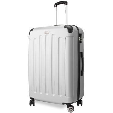 KESSER® 3tlg Reisekoffer Set Trolley Hartschale Hartschalenkoffer Koffer M-L-XL – Bild 5