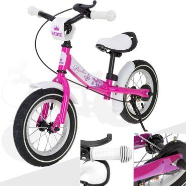 KIDIZ® Laufrad Kinderlaufrad Roller Kinder Fahrrad Lauflernrad Kinderrad 12 Zoll – Bild 9