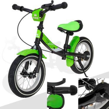 KIDIZ® Laufrad Kinderlaufrad Roller Kinder Fahrrad Lauflernrad Kinderrad 12 Zoll – Bild 21