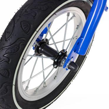 KIDIZ® Laufrad Kinderlaufrad Roller Kinder Fahrrad Lauflernrad Kinderrad 12 Zoll – Bild 17