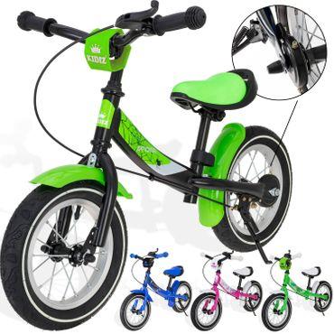 KIDIZ® Laufrad Kinderlaufrad Roller Kinder Fahrrad Lauflernrad Kinderrad 12 Zoll – Bild 1