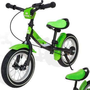 KIDIZ® Laufrad Kinderlaufrad Roller Kinder Fahrrad Lauflernrad Kinderrad 12 Zoll – Bild 24