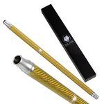 DILAW® Shisha Carbon Mundstück Edelstahl V2A Kombinierbar 001