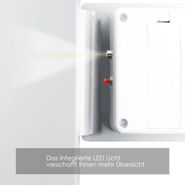 KESSER® Tresor Safe Elektronik-Zahlenschloss 31x20x20cm LED-Anzeige Stahlbolzen  – Bild 13