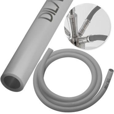 DILAW Shisha Silikonschlauch für Shishas Aluminium , Edelstahl | Schlauch für Wasserpfeife Hookah | Flexibel | 1,50m Lang – Bild 18