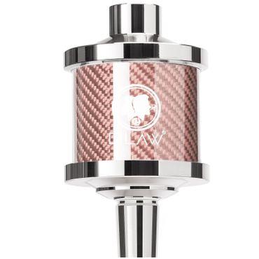 DILAW® Shisha DX1 Carbon Molassefänger Edelstahl Wasserpfeife, Vorkühler-Aufsatz für(Schliff 18/8) Zubehör – Bild 23