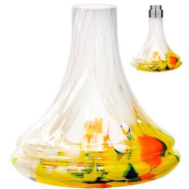 DILAW® Smart Shisha Glas Bowl Ersatzglas ✔  Bowl ohne Gewinde – Bild 4