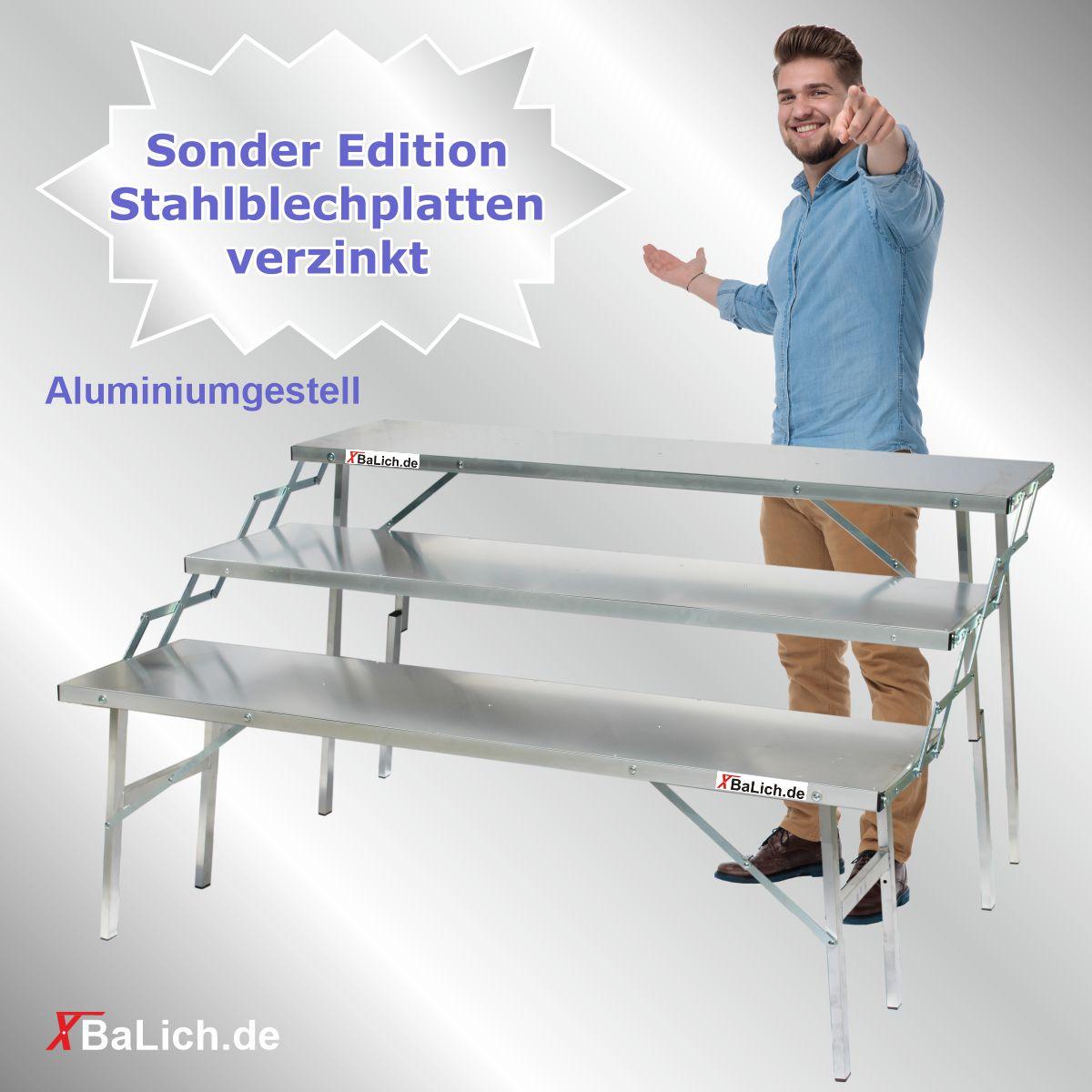 Stufentische Sonder-Edition