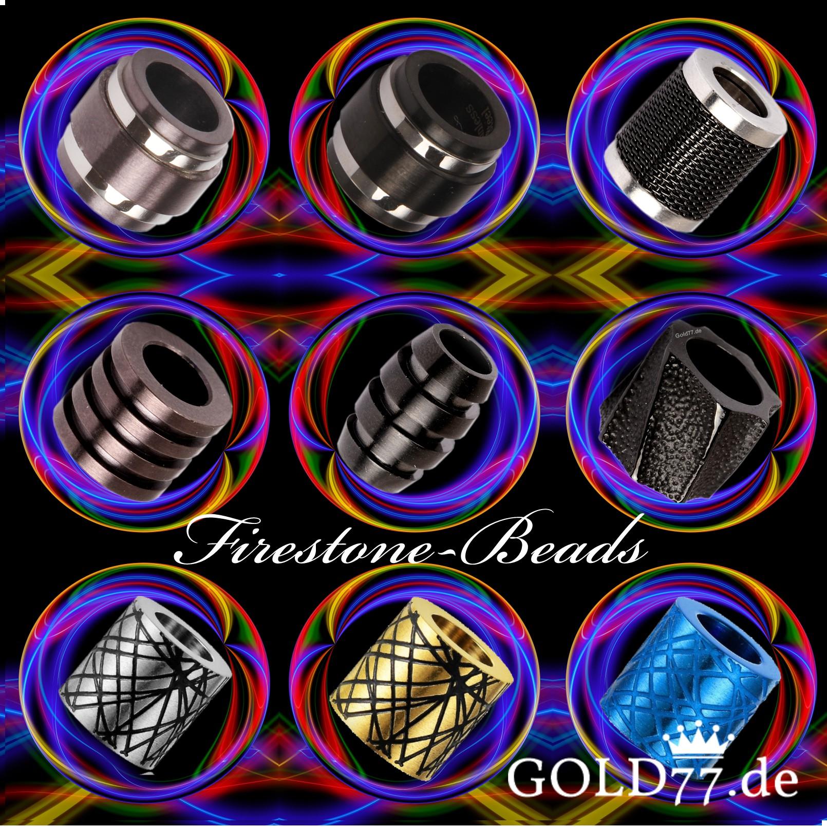 Firestone-Beads