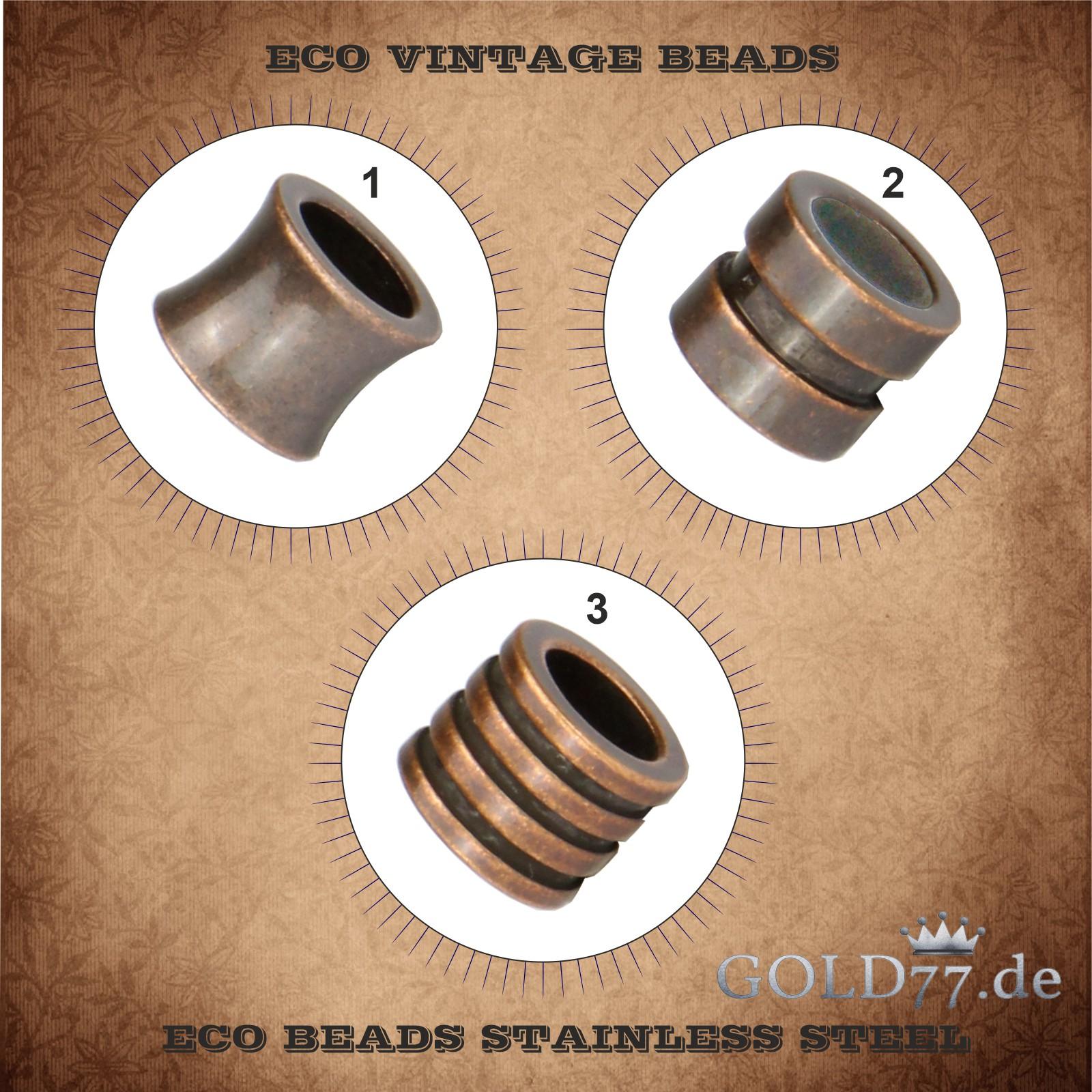 Edelstahl-Beads