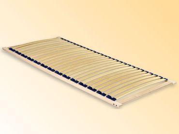 Lattenrost Duplex 90x200 cm Lattenrahmen für Bettgestelle, Bettrost