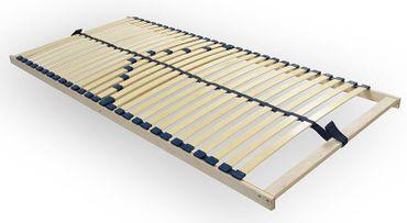 2 Lattenrost Achat NV 100x200 cm Lattenrahmen für Bettgestelle 2er-Set