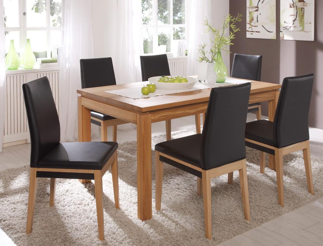 Stuhl Esszimmer | Stuhl Santorin Kunstleder Polsterstuhl Varianten Esszimmer Stuhle