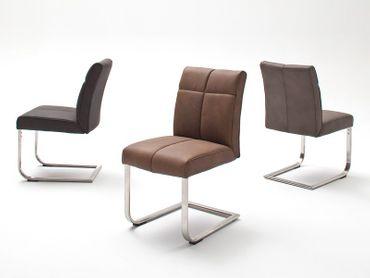 Stuhlgruppe Schwingstuhl Salon (AS), Struktur, Schwingsessel Schwinger