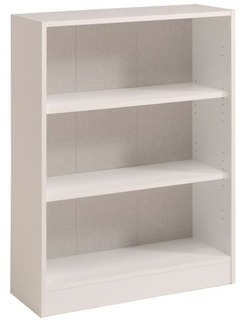 Regal Sophal 10 weiß 79x105x28 cm Bücherregal Standregal Wandregal