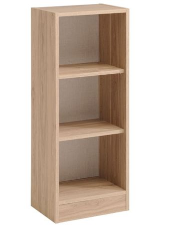 Regal Sophal 32 Eiche 42x105x28 cm Bücherregal Standregal Wandregal