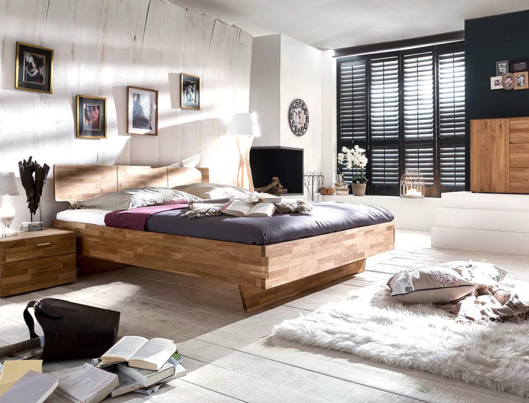 massivholzbett cintio 180x200 wildeiche ge lt doppelbett schlafzimmer wohnbereiche schlafzimmer. Black Bedroom Furniture Sets. Home Design Ideas