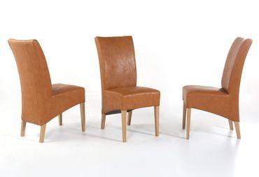 6x Stuhl Julius, Polsterstuhl Varianten, Esszimmerstuhl Stühle