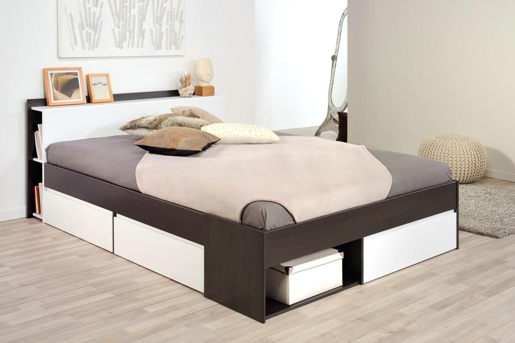 doppelbett morris 4 kaffeefarben 160x200 ehebett bett schlafzimmer bettgestell bild 2 - Schlafzimmer Bett