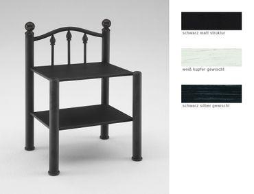Nachttisch Madlen 46x68x37 cm Metall Farbe nach Wahl Nachtkonsole Nako
