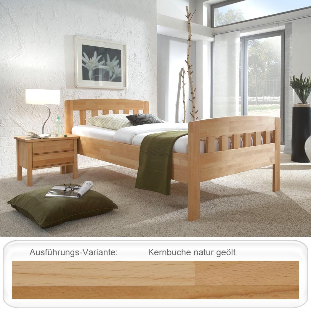 seniorenbett siders comfort nachttisch buche varianten holzbett nako wohnbereiche schlafzimmer. Black Bedroom Furniture Sets. Home Design Ideas