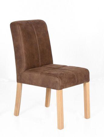 "6x Stuhl Inda ""A"" Polsterstuhl Varianten Esszimmerstuhl Massivholz"