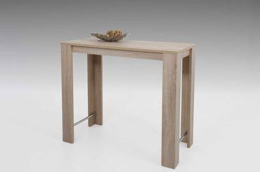 Stehtisch Friedel Sonoma Eiche Nb 120x58x108 cm Bistro Tisch Esstisch