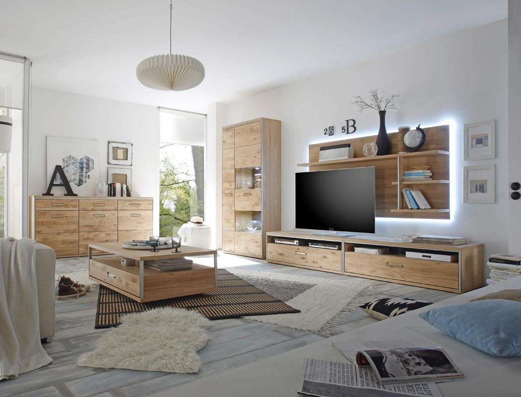 vitrine esma 4 eiche bianco 94x201x39 cm glasvitrine beleuchtung wohnbereiche esszimmer. Black Bedroom Furniture Sets. Home Design Ideas