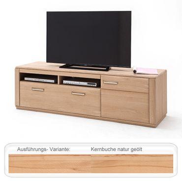 Lowboard Senta 10 Kernbuche 179x54x51 cm TV-Möbel TV-Schrank
