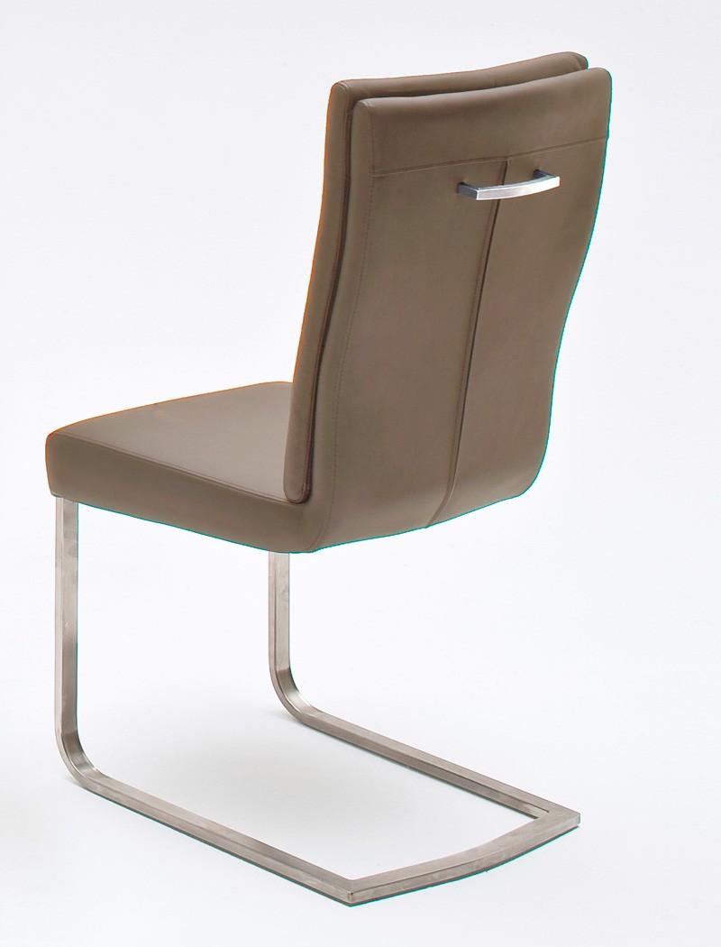 2x schwingstuhl luzia varianten freischwinger polsterstuhl. Black Bedroom Furniture Sets. Home Design Ideas