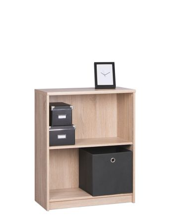 Bücherregal Koblenz 21 Eiche Sonoma 68x85x35 cm Standregal Regal