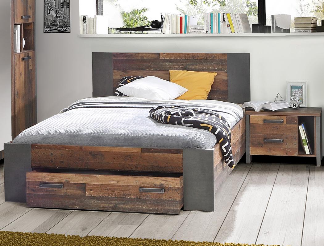 Überraschend Komplett Betten 140x200 Bestand An Bett Ideen