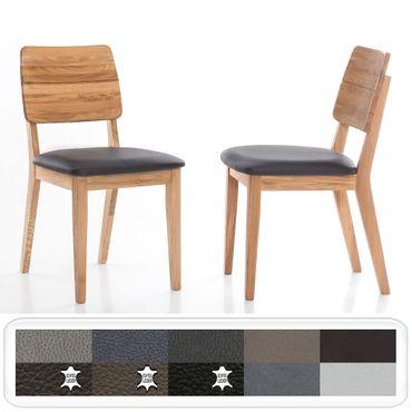 Holzstuhl Norea 3 Polsterstuhl Varianten Esszimmerstuhl Küchenstuhl