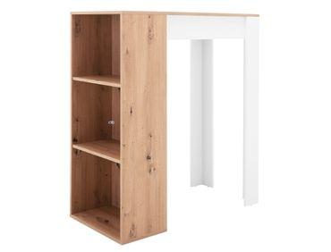 Bartisch Dallas Artisan Eiche 100x112x50cm Stehtisch Küchentisch Tisch